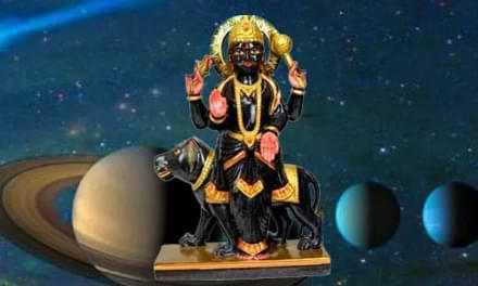 Hanuman Ki Shakti Se Shani Dev Ki Shakti Se Lyrics