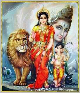 Mata Parvati Chalisa Lyrics