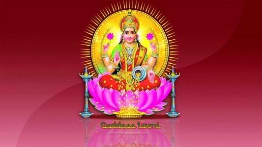 Dil Ki Har Dhadkan Ye Bole Bhagwati Lakshmi Namah