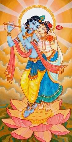 Meri Vinti Yahi Hai Radha Rani Kripa Barsaye Rakhna