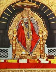 Sai Baba Marathi Bhajan  Pai Shirdila Yeto Sainatha Lyrics
