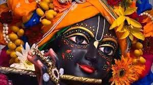 Shri Krishna Chalisa Lyrics