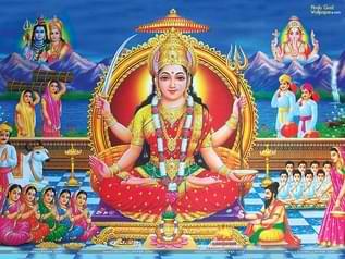 Shri Santoshi Mata Chalisa Lyrics