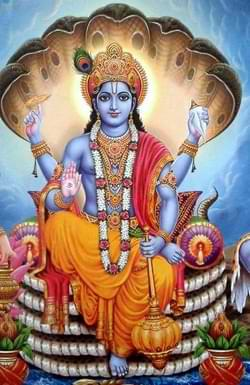 Shri Vishnu Panjar Stotram Lyrics
