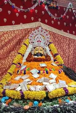Khatu Vale Shyam Teri Yaad Aawe Se Lyrics